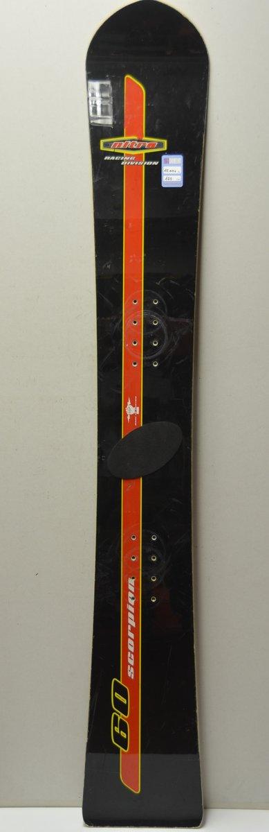 Nitro racing snowboard