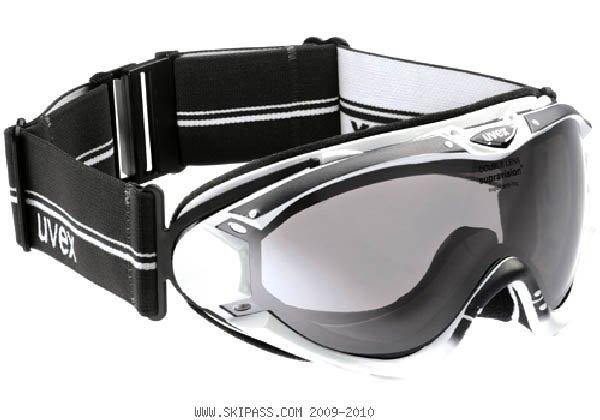Uvex Ultrasonic síszemüveg