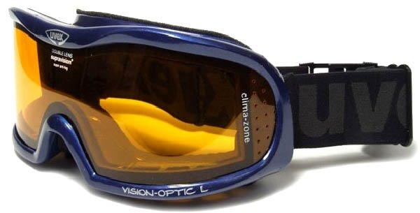 Uvex Vision Optic síszemüveg