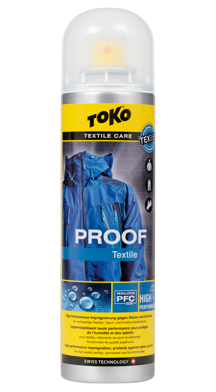 Toko Proof Textil impregnáló