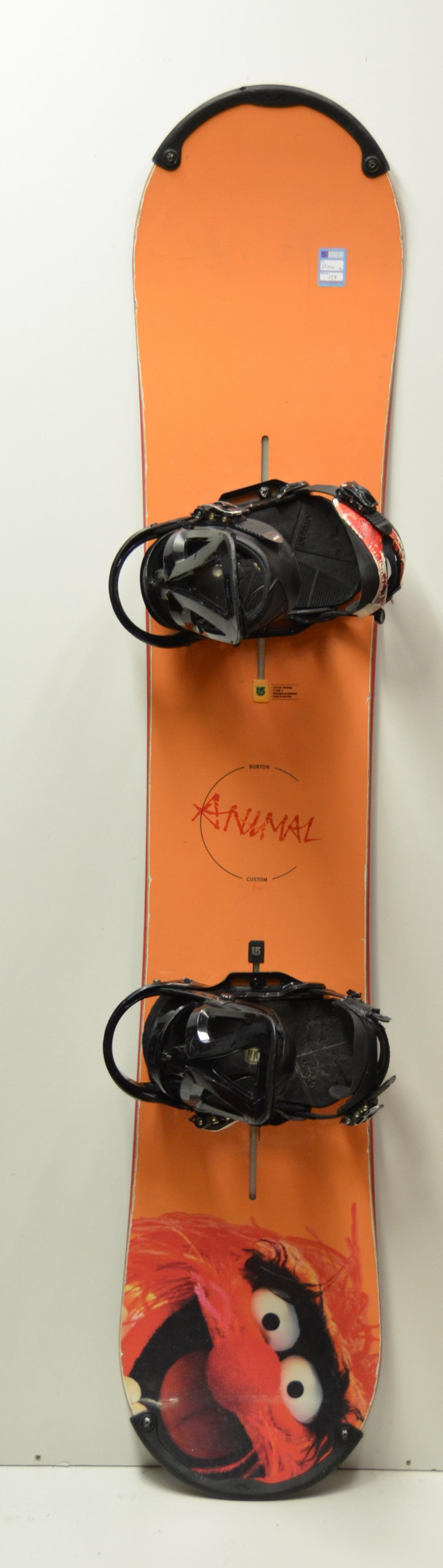 Burton Animal snowboard