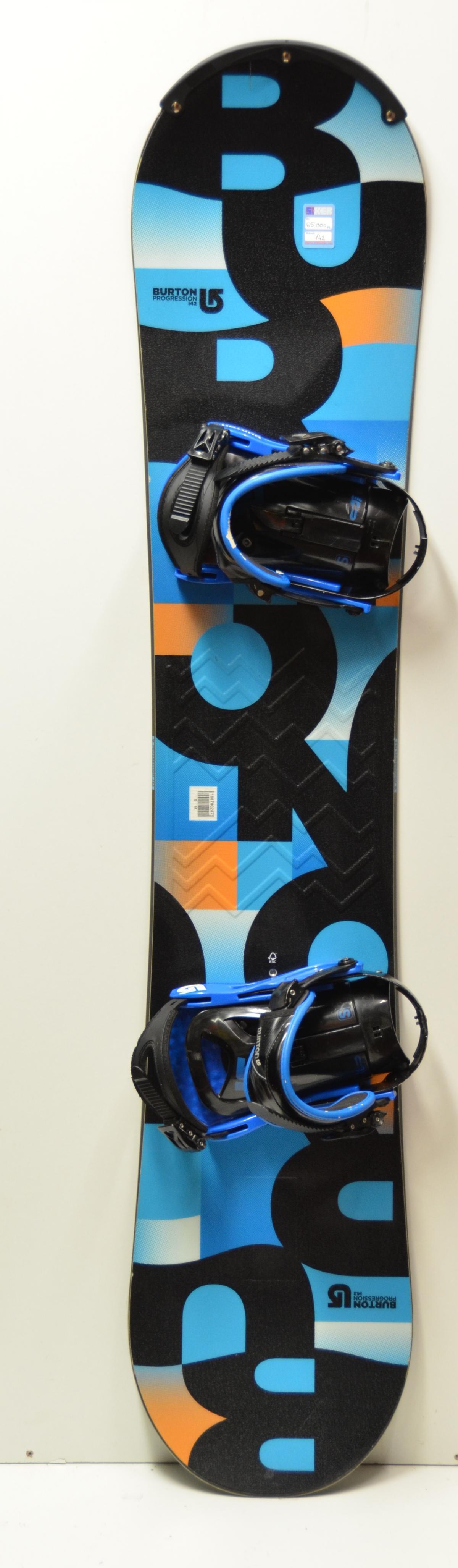 Burton Progression snowboard